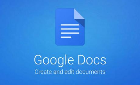 Convertir archivo de Word a Google Docs.