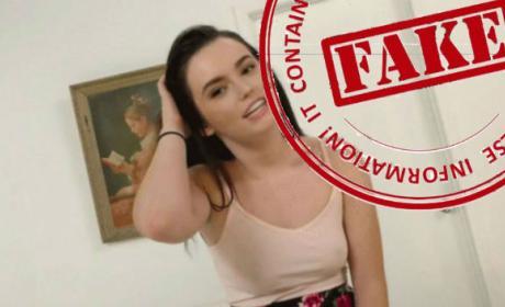 Qué hacer si alguien hace un vídeo porno falso con tu cara.