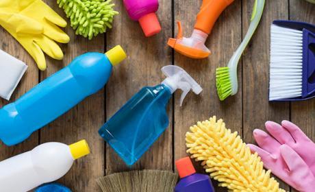 productos limpieza contaminacion