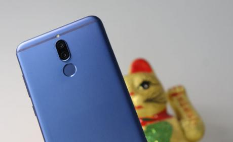 La cámara dual del Huawei Mate 10 Lite