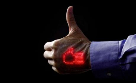 Inventan una piel sintética ultrafina que hace electrocardiogramas