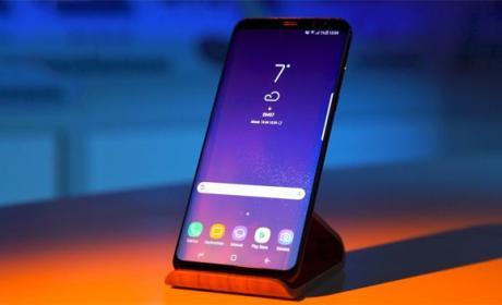 Así sonarán los nuevos móviles Samsung de 2018.
