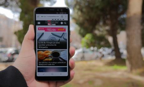 Samsung Galaxy A8 (2018), análisis y opinión: demasiado dinero para un gama media premium
