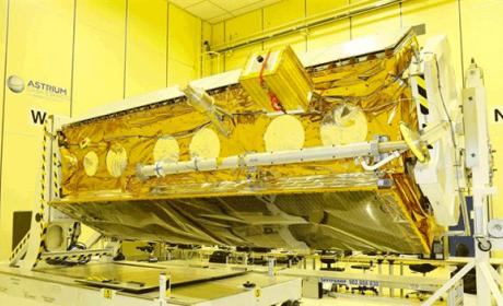 Lanzamiento satélite espía español PAZ