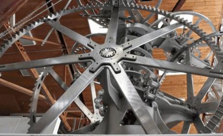 Reloj 10.000 años de Bezos