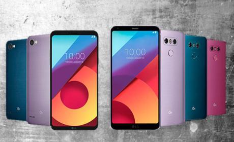 Estos son los mejores móviles de LG por rango de precio