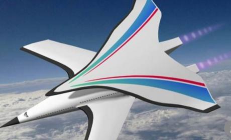 Construcción avión supersónico China y Estados Unidos