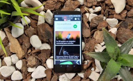 ZTE Blade V9: pantalla sin marcos, cámara nocturna y recononocimiento facial