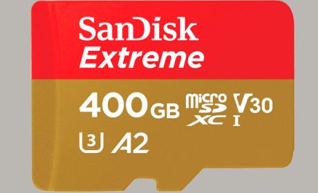 Esta es la tarjeta microSD más rápida del mundo de SanDisk