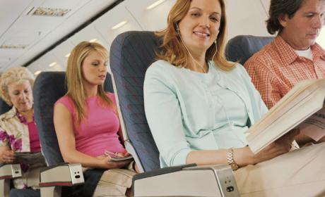 Esta es la razón por la que las personas altas odian subir en avión