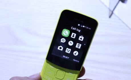 Nokia 8110 4G de 2018