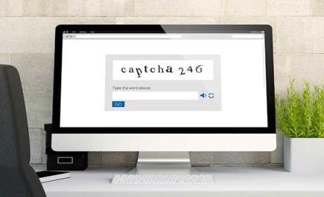 nuevo captcha