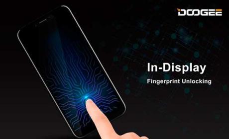 Doogee V, el móvil con pantalla flexible al descubierto en el MWC