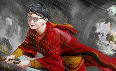 Harry Potter: Una historia de magia, la exposición virtual disponible en Google.