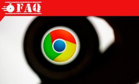 Comprobar versión de Chrome.