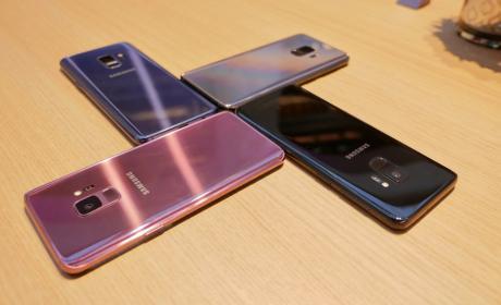 Galaxy S9 Familia