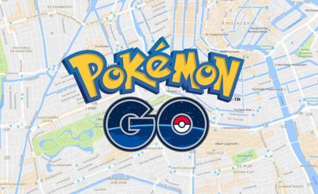 Pokémon Go mapas