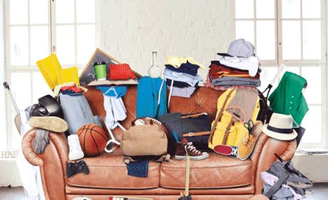 Los mejores trucos para ordenar la casa en cinco minutos