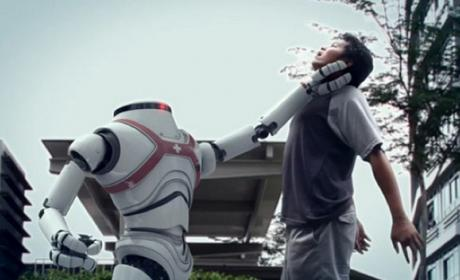 ¿Estamos a dos décadas de que los robots sean peligrosos?