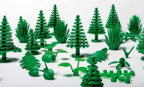 LEGO presenta sus primeras piezas de plástico ecológico