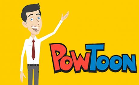 Cómo crear presentaciones y vídeos animados gratis con PowToon
