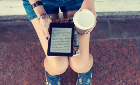Cómo actualizar un Kindle por Internet.