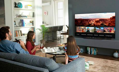 Pantallas OLED y HDR, lo mejor del cine en tu casa