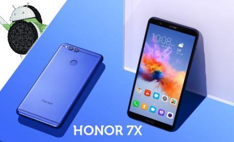 Honor 7X y la actualización a Android 8.0 Oreo