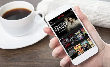 Vista previa vídeos Netflix