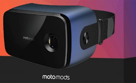 Estas gafas de realidad virtual son unos motomods