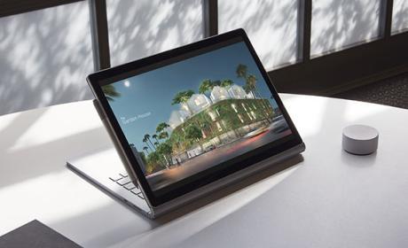 Microsoft Surface Book 2 de 13 pulgadas por fin llega a España