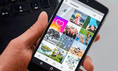 Orden cronológico de Instagram