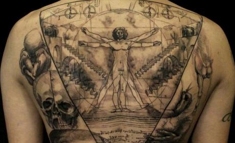 El Hombre de Vitruvio: significado y secretos del hombre perfecto