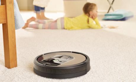 Roomba de iRobot.