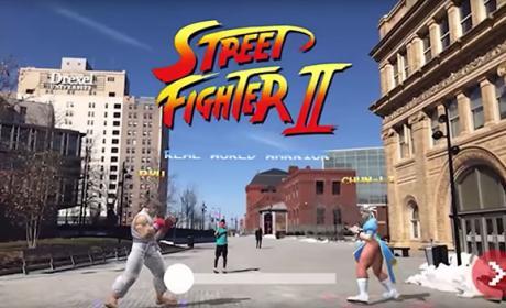 street fighter ii ar