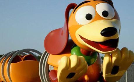 Así de bien está quedando el parque de atracciones de Toy Story