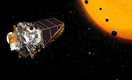 La nave Kepler se está quedando sin combustible