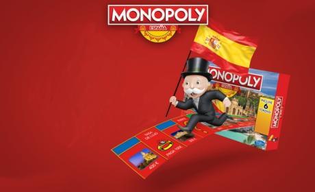 Un pueblo de 37 habitantes, en el nuevo Monopoly España. ¿Está tu ciudad?