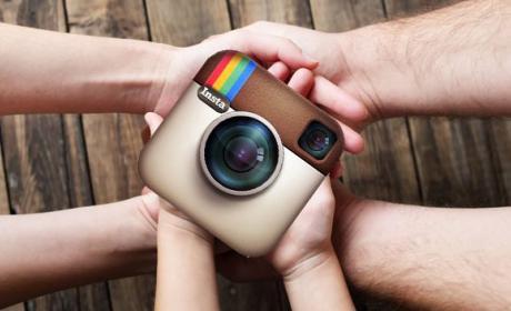 Republicar una imagen de Instagram