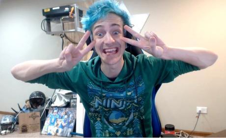 yler Ninja Blevins, el streamer que gana 500.000 dólares al mes con Fortnite