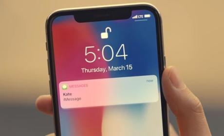 Apple corrige el anuncio del bug del iPhone X, pero no el fallo
