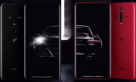 Huawei Mate RS Porsche Design, lujo asiático con triple cámara