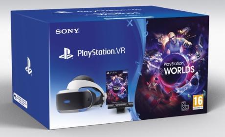 PlayStation VR baja de precio cien euros de forma permanente