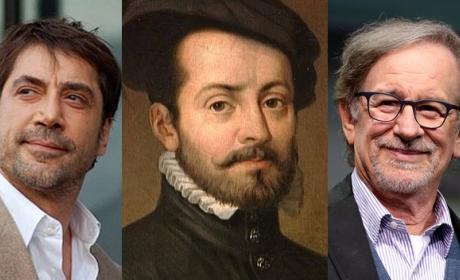 Javier Bardem será Hernán Cortés en la serie de Spielberg para Amazon