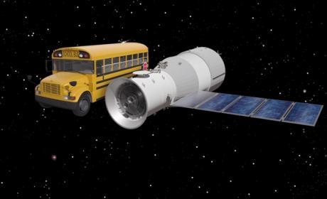 ¿Quién paga si la estación espacial china te cae en la cabeza?