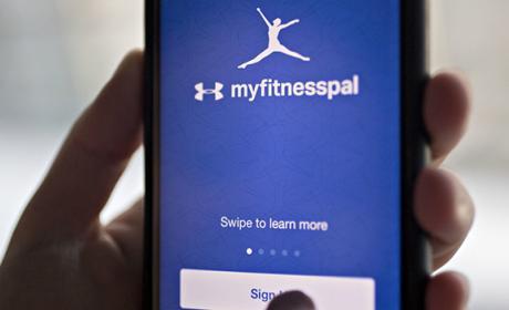 MyFitnesspal sufre un robo de 150 millones de cuentas