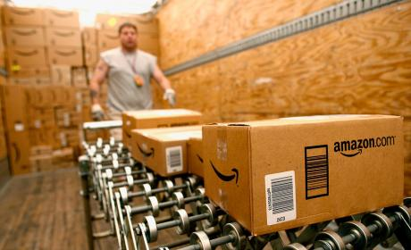 Amazon España Huelga