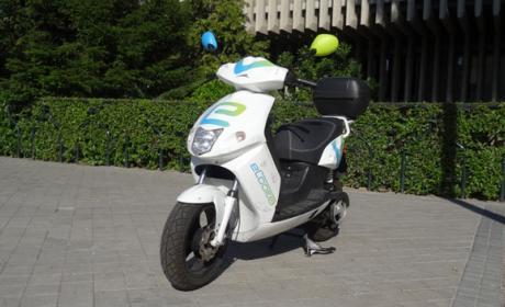 motos eléctricas alquiler madrid