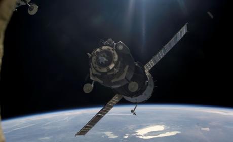 Estación espacial china fuera de control cae sobre el Pacífico.
