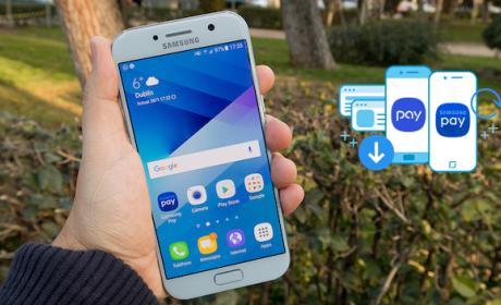 Galaxy A5 2017 - Samsung Pay